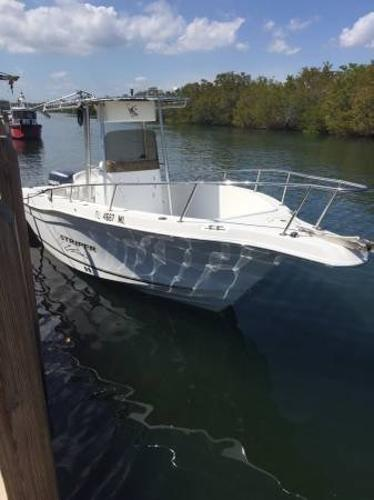 Seaswirl Striper 24 Center Console Seaswirl Striper 24 Center Console