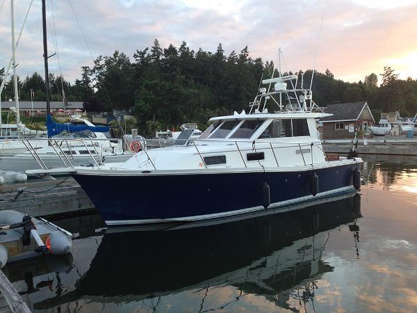 Norstar Sedan Sportfish