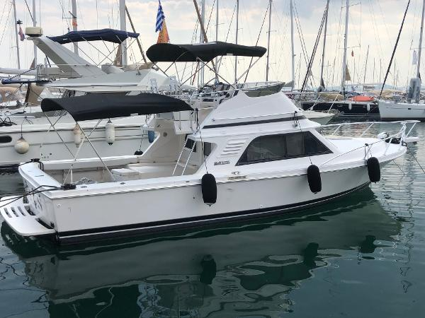 Blackfin 33 Flybridge Blackfin 33 flybridge for sale in Greece by Alvea Yachts