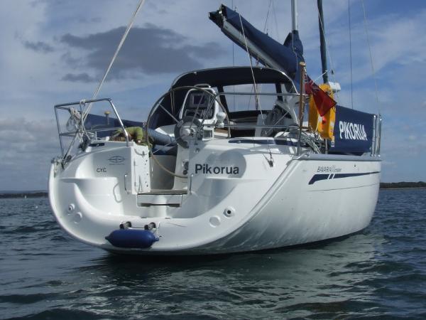 Bavaria Cruiser 33 Stern