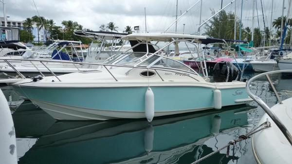 Scout Boats 242 Abaco