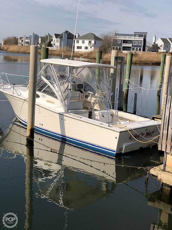 Albemarle 268 Express Fisherman 2003 Albemarle 268 Express Fisherman for sale in Manasquan, NJ