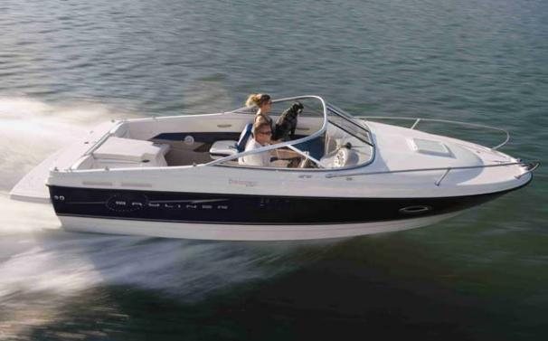 Bayliner Discovery 210 Manufacturer Provided Image