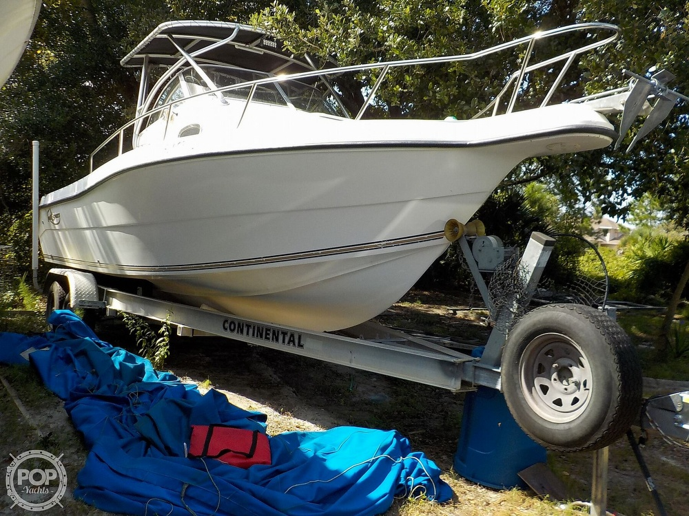 Pro Sport Boats 2550 WA 2003 Pro Sports 2550 WA for sale in North Port, FL
