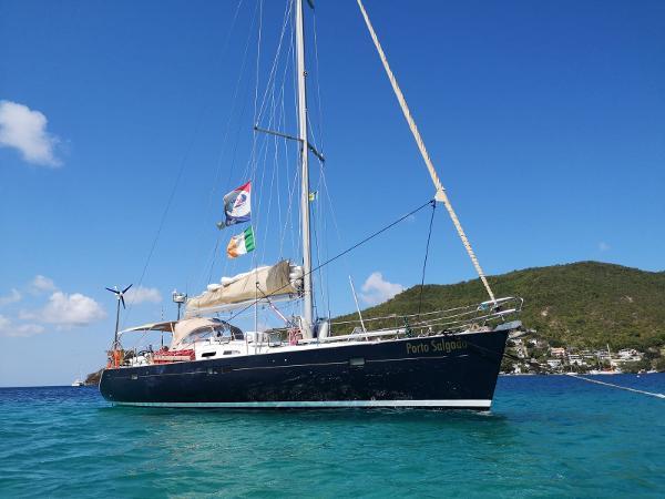 Beneteau Oceanis Clipper 473 Porto Salgado