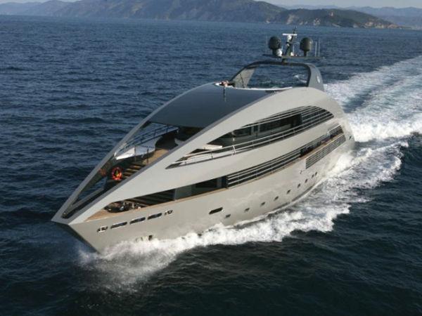 Rodriquez yachts  Yachtplus 40 Signature Series Profile