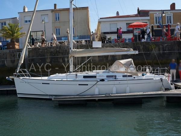 Dufour 365 Grand Large AYC - Dufour 365 Grand Large