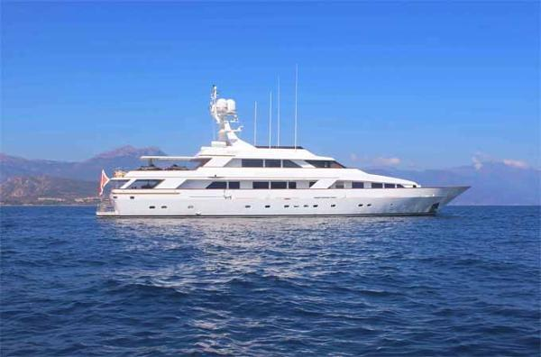 Benetti 46 m Custom Profile