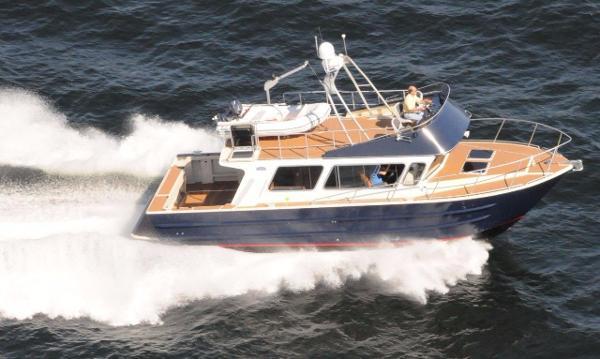 EagleCraft 38' Cruiser