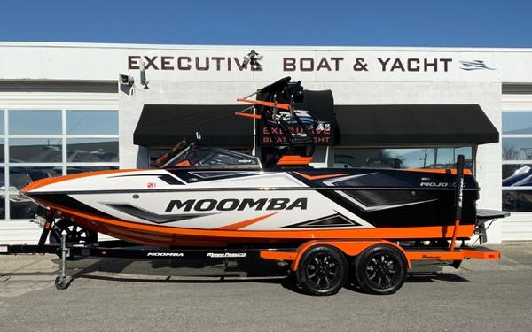 Moomba Mojo Pro Bowrider