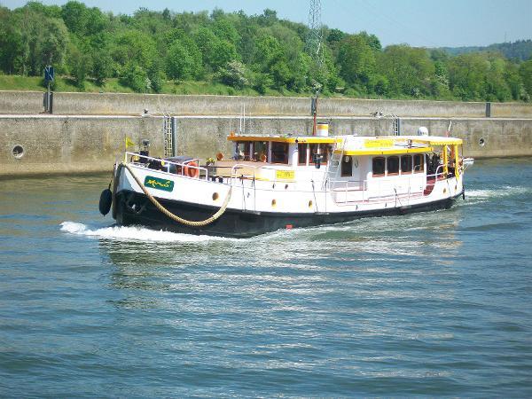 Luxe-Motor hotel schip