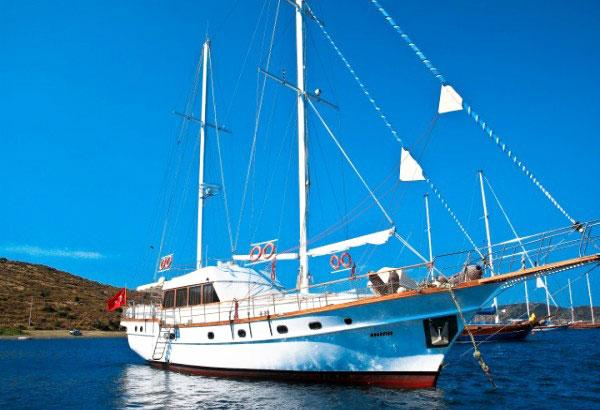 BODRUM MOTORSAILER Profile photo motorsailer