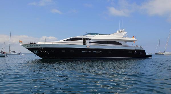 Astondoa 82 GLX Motor Yacht