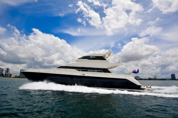 Warren Yachts 85 Motor Yacht