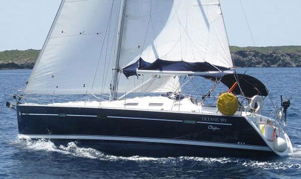 Beneteau Oceanis Clipper 393 Sister boat
