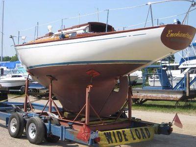 Tripp 30 tripp 30 hull lines