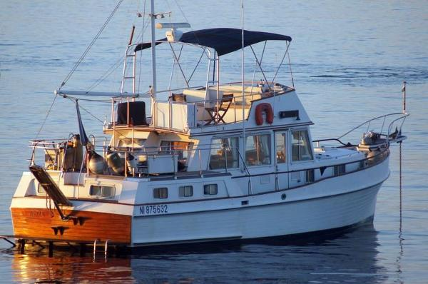 Grand Banks 42 MY Motoryacht Trawler Grand Banks 42 MY