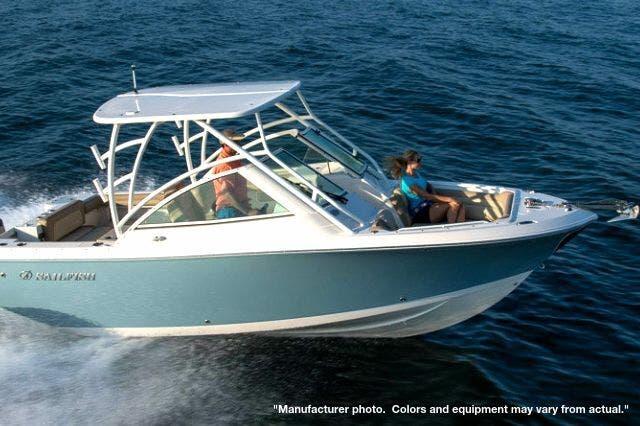 Sailfish 245DC