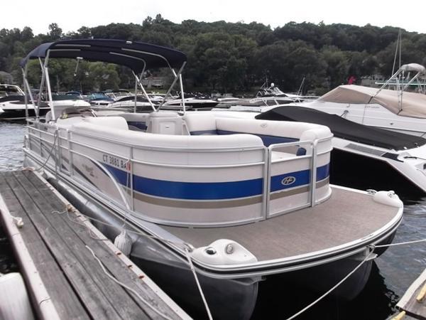 Harris Flotebote 260 Classic Tri Toon
