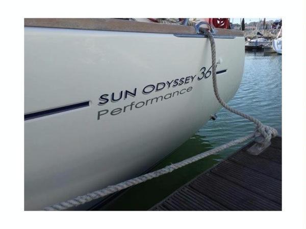 Jeanneau Sun Odyssey 36i Performance