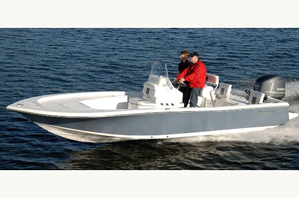 Tidewater Boats 2200 Carolina Bay Manufacturer Provided Image