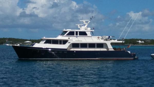 Marlow 80 Explorer Yacht Fish