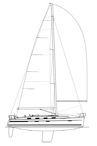 Bavaria 40S Cruiser Profile