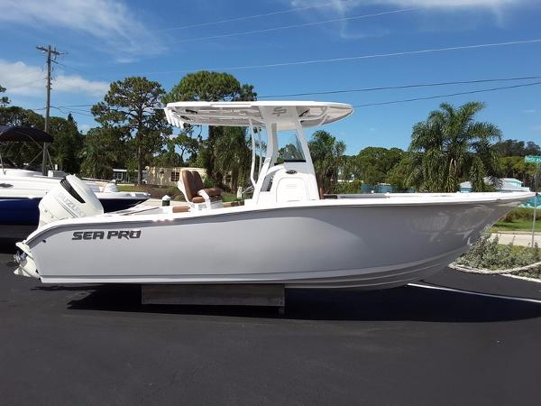 Sea Pro 239