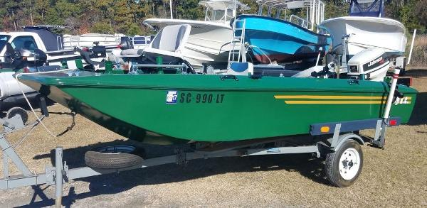 Apache Bass Boat