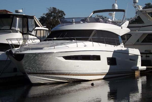 Prestige 550 Main Profile