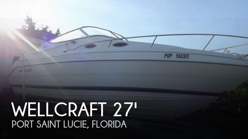 Wellcraft 2600 Martinique 2000 Wellcraft 2600 Martinique for sale in Port Saint Lucie, FL