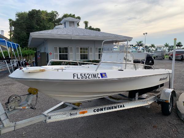 Wellcraft 160 Fisherman