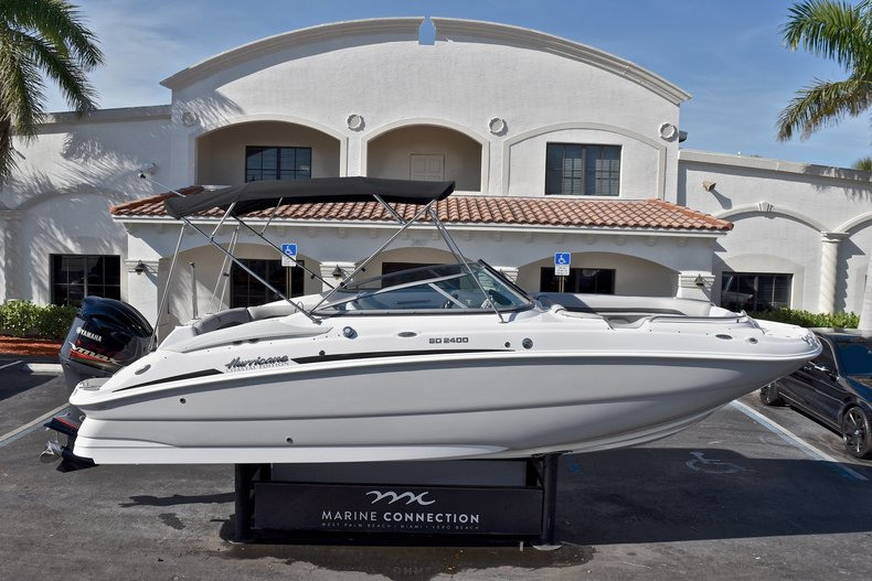 Hurricane SUNDECK SD 2400 OB