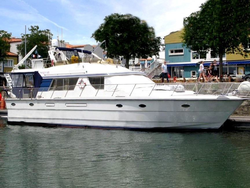 Tarquin Trader 595 FLY For Sale- Trader 595 Flybridge
