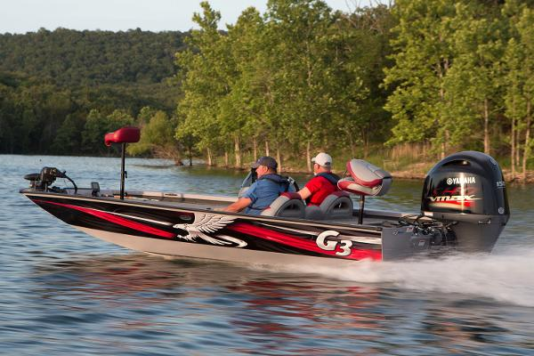 G3 Boats Eagle Talon 19 DLX Manufacturer Provided Image