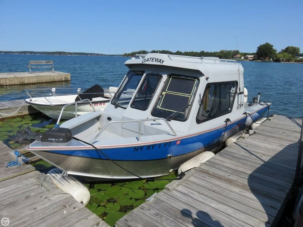 Hewes 220 Sea Runner 2008 Hewes 220 Sea Runner for sale in Clayton, NY