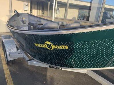Willie 17X60 Drift Boat