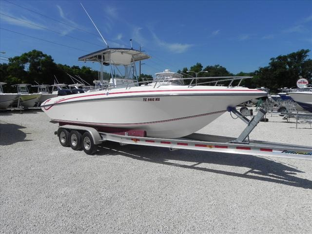 Fountain Fish Boats 29 Sportfish Cruiser OB