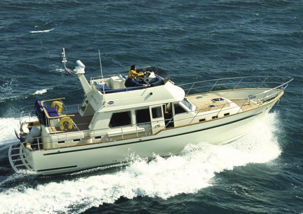 Sea Ranger 448 Manufacturers photo underway