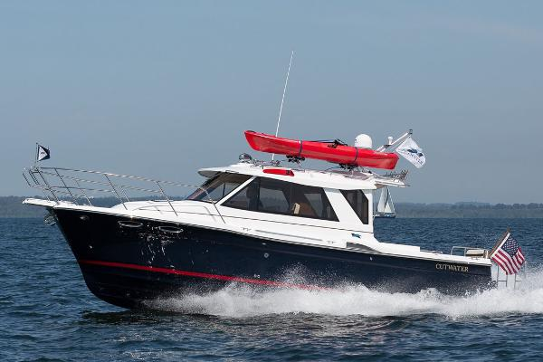 Cutwater 28 Manufacturer Provided Image