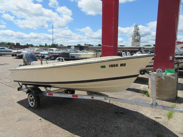 Rossiter 14' Runabout