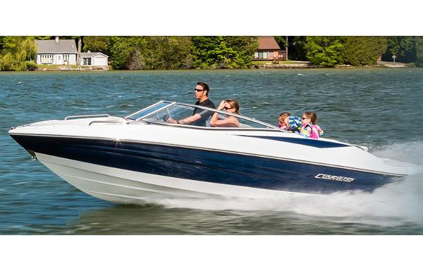 Cruisers Sport Series 208 Bow Rider Manufacturer Provided Image
