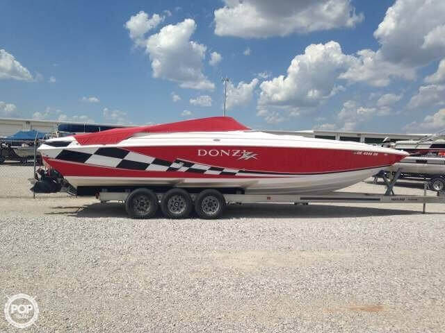 Donzi 33 Zx 1999 Donzi 33 ZX for sale in Daytona Beach, FL