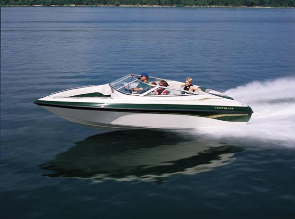 Crownline 202 BR Manufacturer Provided Image: 202