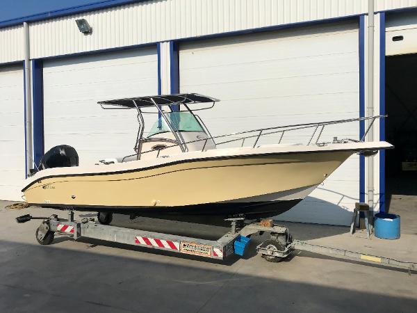 Aquaterra Fishing 265 SD AQUATERRA FISHING 265 SD