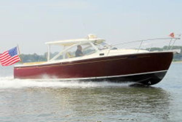 MJM Yachts 29z
