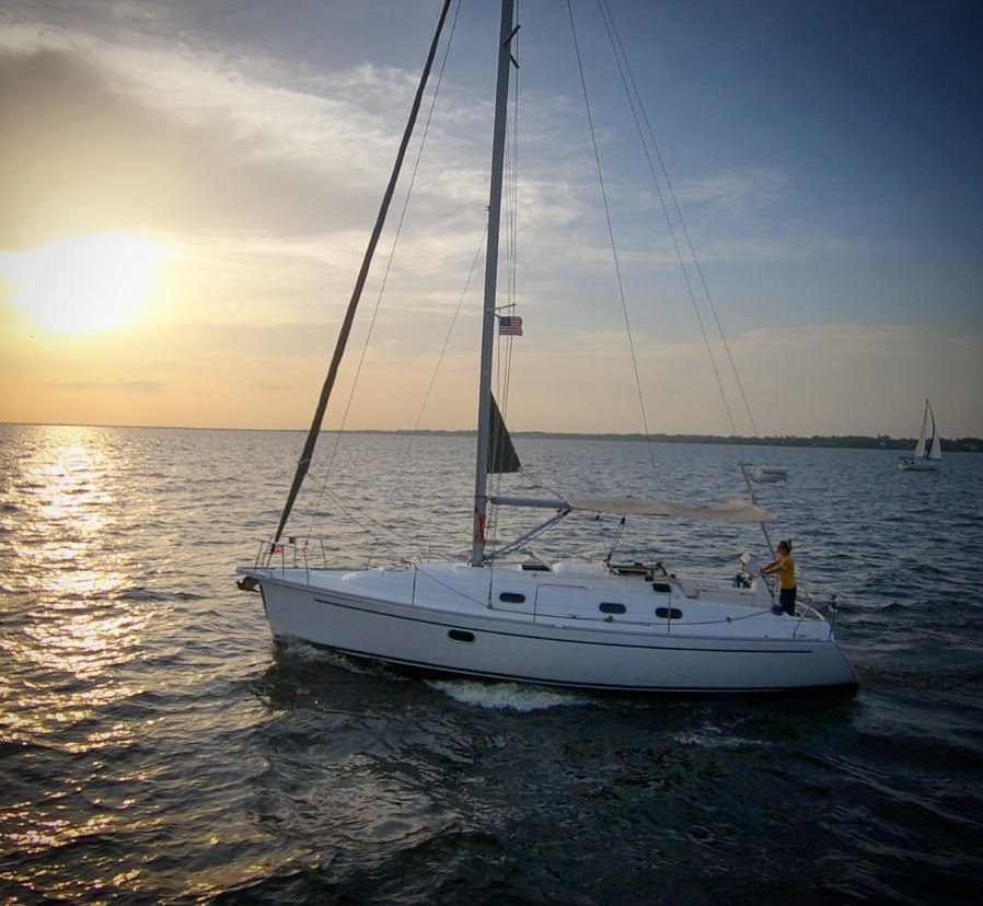 Dufour Gib'Sea 37
