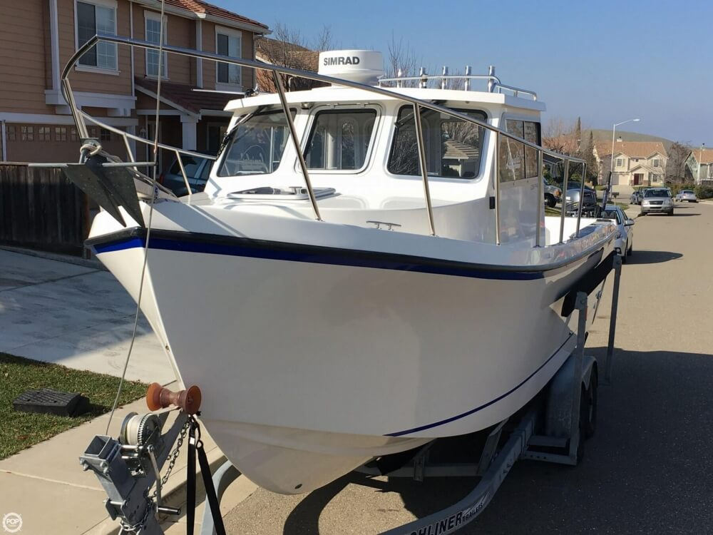 Osprey 24 Fisherman 2004 Osprey 24 Fisherman for sale in Antioch, CA