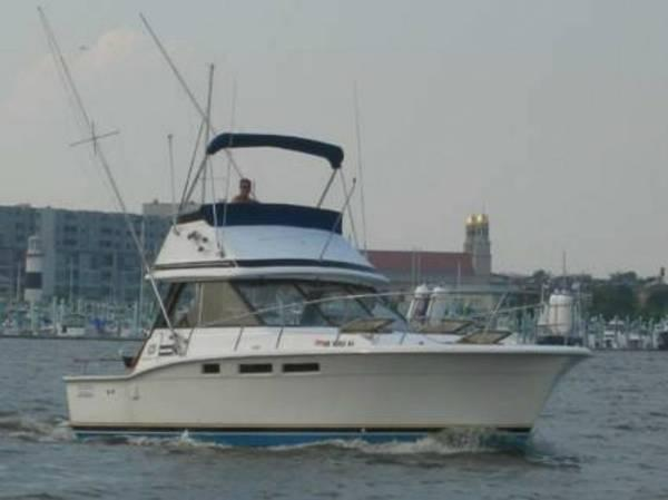 Trojan Sport Fisherman F32 Main Photo