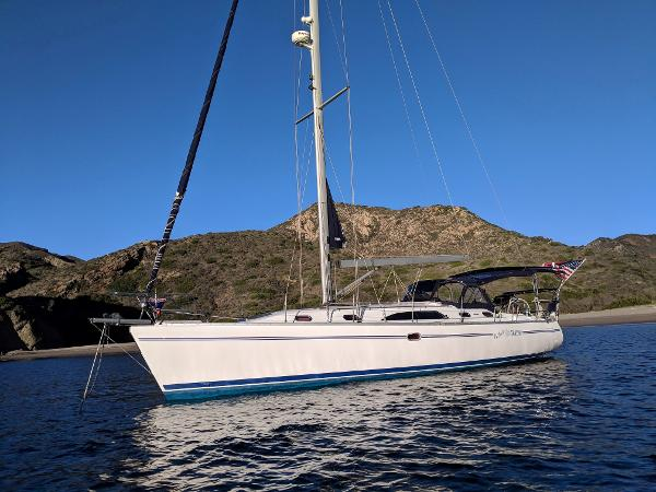 Catalina 445 Waveguide at Coches Prietos
